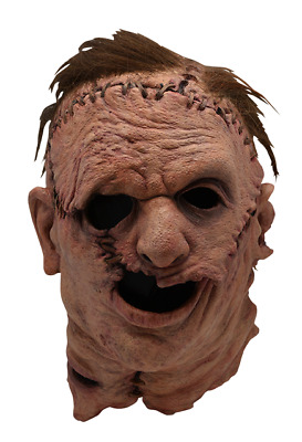 Texas Chainsaw Massacre Remake Mask Leatherface Latex Trick or Treat Studios