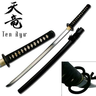 NEW War Sword Musashi Wakizashi Japanese Samurai Short Sword