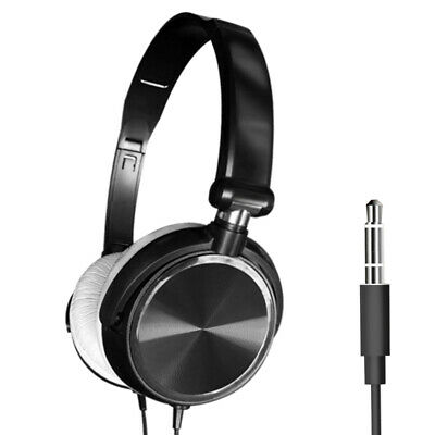 Gaming Headset Stereo Bass Headphone 3.5mm Wired Headset For Laptop Mobile Phone
