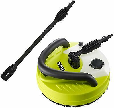 Ryobi RAC719 Pressure Washer Brush, Green & Black