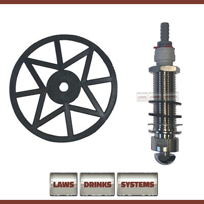 Sparger Wheel Spares Kit for Glass Freshner Drip Trays