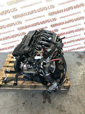 BMW 5 SERIES E60 Complete Engine M57