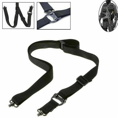 "Retro Tactical Quick Detach QD 1 or 2Point Multi Mission Rifle Sling 1.2"" Adjust"