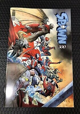 Spawn #300 Cover H Jerome Opena Variant (Image)