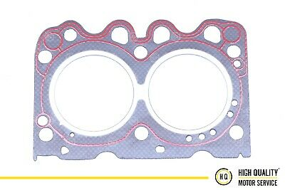 Cylinder Head Gasket For Deutz 04178861 F2L 1011F, F2M 1011, 1 Notch, 2 Cylinder