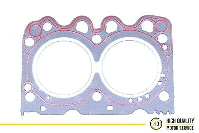 Cylinder Head Gasket For Deutz 04178863 F2L 1011F, F2M 1011, 3 Notch, 2 Cylinder