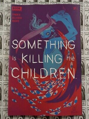 Something is Killing the Children (2019) Boom - #1, 2nd Print Variant, NM