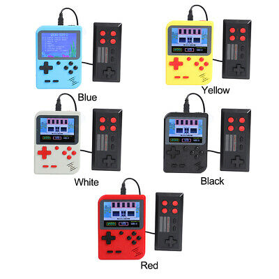 Retro Mini Handheld Video Game Console Gameboy Built-in 500 Classic Games Gift
