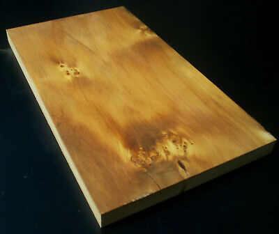 Birdseye HUON PINE Chopping Board / Craft Board