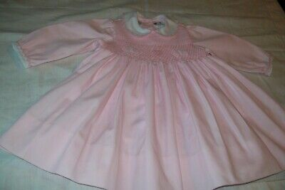 Baby girls clothes Sarah Louise dress size 12 m like Emily Rabbit