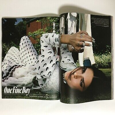 Kendall Jenner Cuttings 10Pages Random Cover Magazine Clippings W Korea Oct 2019