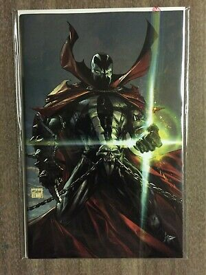 Spawn #300 Cover L Todd McFarlane 1:50 Virgin Variant NM-