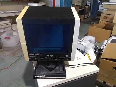 Used Bell Howell Micro Copy 10