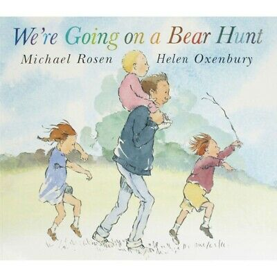We're Going on a Bear Hunt by Michael Rosen (Paperback) New Children's Book