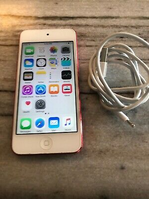 Apple iPod touch 5th Generation Red (32 GB) Fully Functional.  Nice used conditi