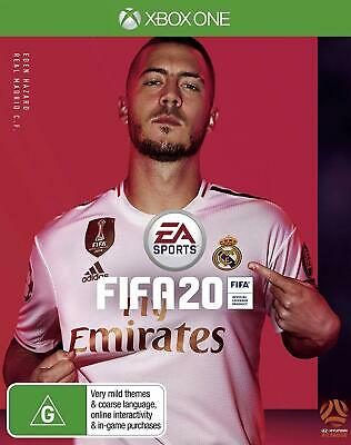 FIFA 20 (XBOX ONE) 2020 NEW free fast delivery IN STOCK