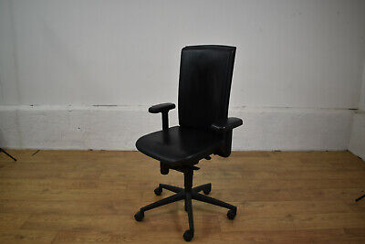 Konig and Neurath High Back Leather Executive Office Swivel Chair [2 Available]