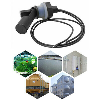 Water Level Sensor Horizontal Liquid PP Side Mount Float Switch For Pool Tank