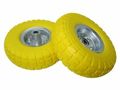 Punctureproof Sack Truck Wheel Puncture Proof Wheels 10 Inch 250mm RM027