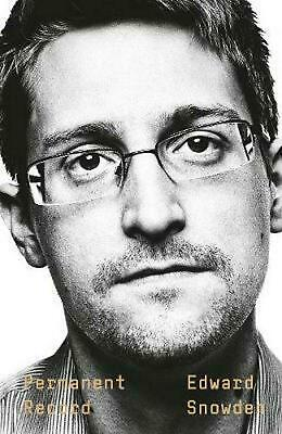 NEW Permanent Record by Edward Snowden Paperback (Free Shipping)