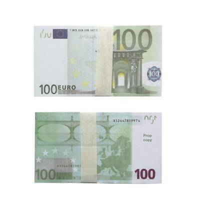 100Pcs USA Banknote 100Dollar Fake Currency Bills Paper Money Real Tpy