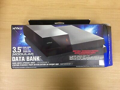 "NYKO - 3.5"" Data Bank for PS4"