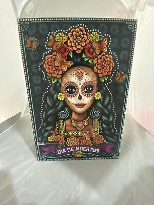 Barbie Day of The Dead - Dia De Las / Los Muertos Doll *In Hand* Ready To ship