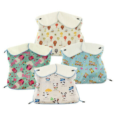 Baby Stroller Foot Muff Cover Soft Warm Windshield Pushchair Foot Cover