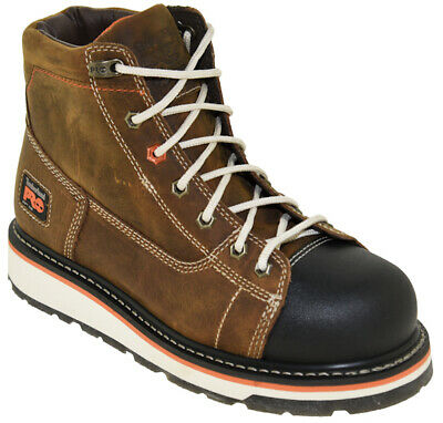 Timberland Pro Men's Gridworks Soft Toe Work Boot Style A1B4L