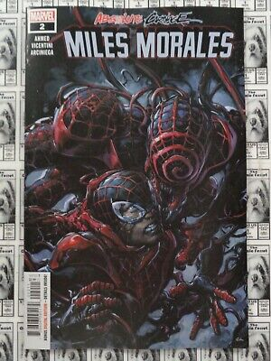 Absolute Carnage Miles Morales (2019) Marvel - #2, Ahmed/Vincentini, VF/-