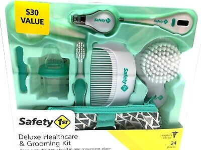 Safety 1st Deluxe Healthcare & Grooming Kit Hospital's Choice Edition