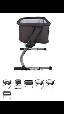 Co sleeper/ bassinet attaches to bed