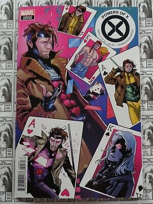 Powers of X (2019) Marvel - #5, Schiti Character Variant, Hickman/Silva, NM