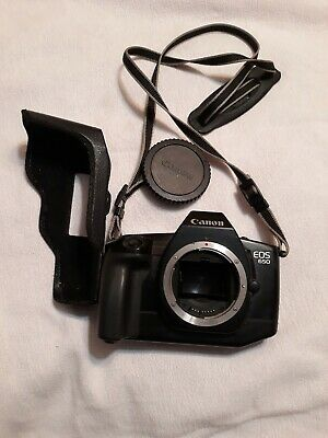 CANON EOS 650 CAMERA BODY , very clean, excellent condition, good working order