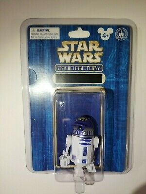 New Star Wars Droid Factory R2D2 Disney Theme Parks Exclusive Item