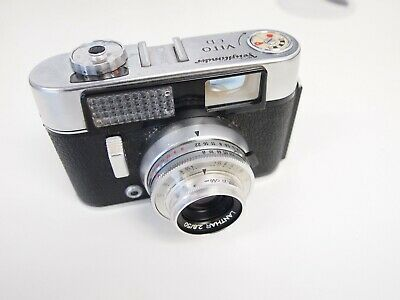 Bargain: Voigtlander Vito CD Compact 35mm Film Camera w free case
