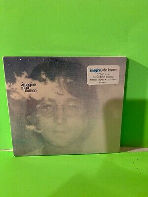 John Lennon: Imagine - The Ultimate Collection [Audio Music CD The Beatles] NEW