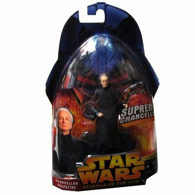 Star Wars Episode III 3 Revenge of the Sith SUPREME CHANCELLOR PALPATINE Action