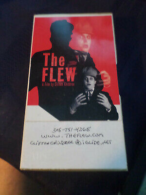 The FLEW Clifton Childress Films Handmade phone #website very limited promo VHS