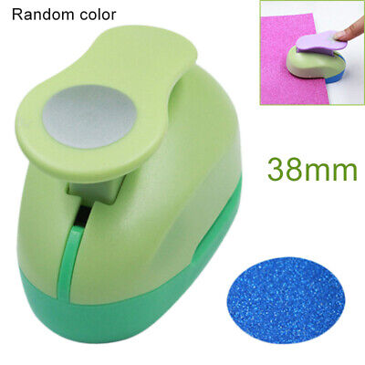 "Round Paper Punch 1.5"" 3.8cm Craft Punches Scrapbooking Cardmaking Wedding Decor"