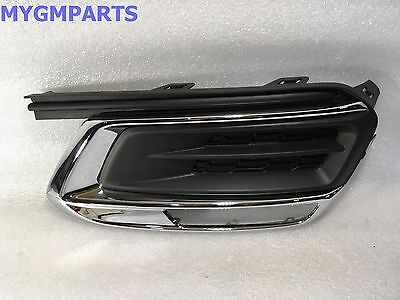 Chevrolet GM OEM 2015 Cruze Front Bumper Grille-Trim Cover Right 94516102