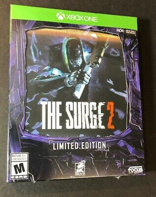 The Surge 2 [ Limited Edition ]  (XBOX ONE) NEW