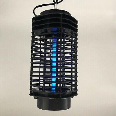 240V Electric Insect Killer Home Work Bugs Fly Mosquito Midges Pest Zapper Trap