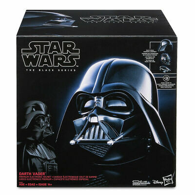 Star Wars The Black Series Darth Vader Premium Electronic Helmet Hasbro Pre Sale