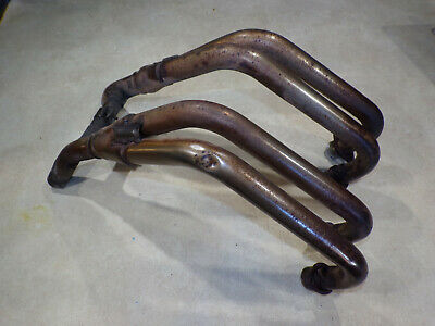 Yamaha XJR 1300 stainless exhaust headers downpipes (carb model, all years)