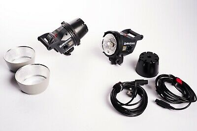 Elinchrom Scanlite Halogen 2 Head Kit