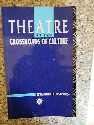 theatre at the crossroads of culture 1992 paperback book