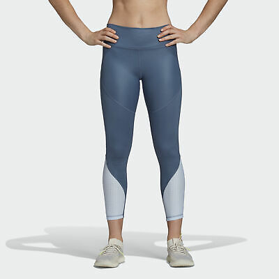 adidas Believe This Shiny High-Rise 7/8 Tights Women's