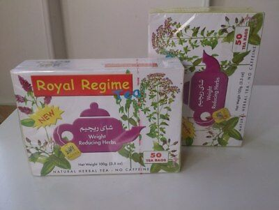 Royal Regime Tea For Weight-Loss-Slimming 6 (box)