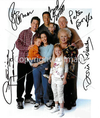 Everybody Loves Raymond Cast Group 8.5x11 Signed Autographed Reprint RP Photo